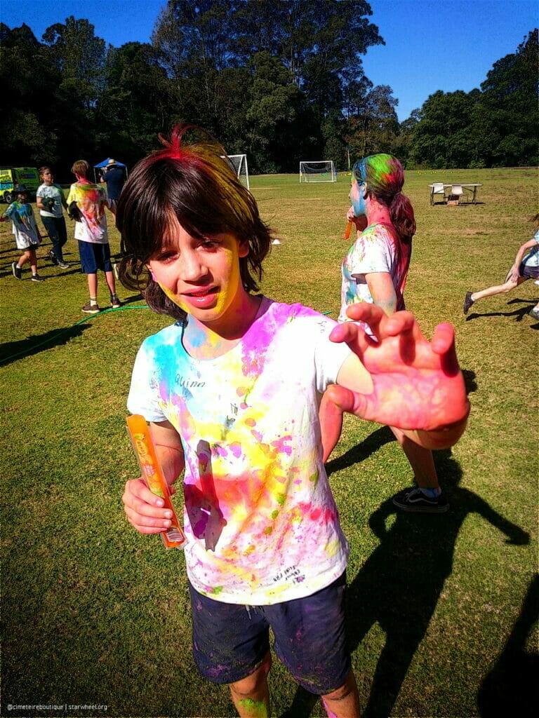 Colour Fun Run 2021