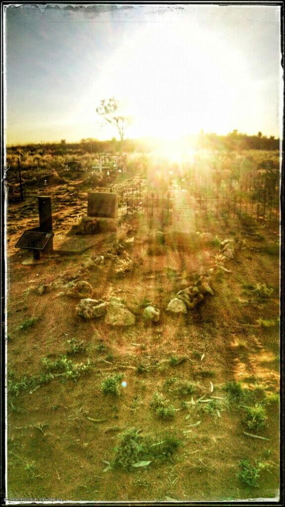 Through Stonehenge to Windorah